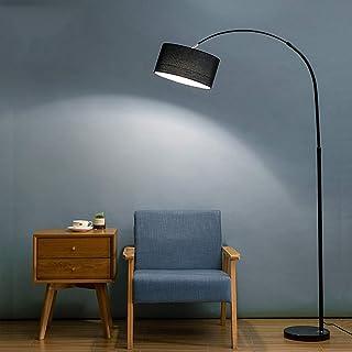 Lampadaire À Arc Moderne, Élégant Lampadaire À Arc, Lampe De Lecture pour Le Salon, Éclairage De Décoration De Chambre À C...