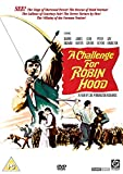 A Challenge For Robin Hood [DVD]