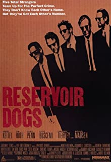Pop Culture Graphics Reservoir Dogs (1992) - 11 x 17 - Style A