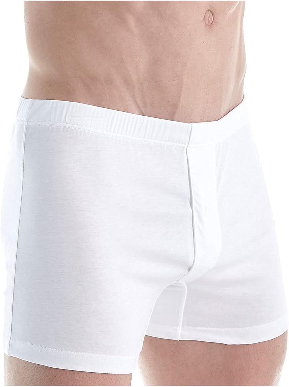 Zimmerli Men's Sea Island Luxury Cotton Boxer Brief 2861446