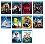 3D Blu Ray Pack 4