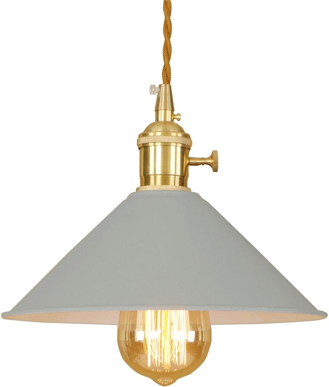 RUXMY Metal Ceiling Lamp Lustre pour Salon Chambre Café Bar Restaurent Plafonnier Fer Forge Industrielle Lustre créatif