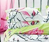 DESIGNERS GUILD Cucito Federa in Raso di Cotone Rosa 65/x 65/cm