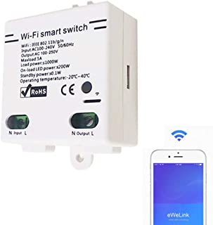 Wifi Smart Switch Wireless Remote Control Light Switch...