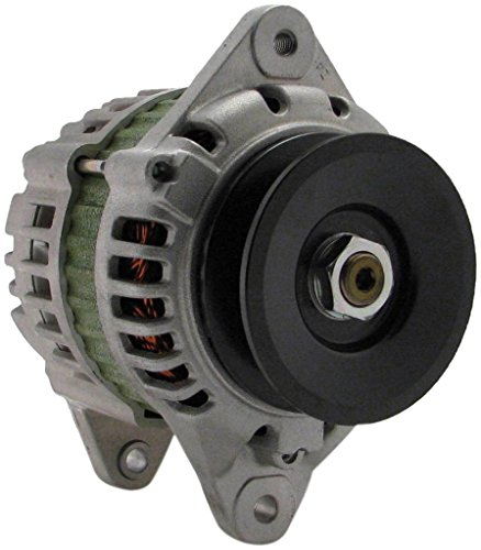 Rareelectrical NEW HITACHI ALTERNATOR COMPATIBLE WITH JOHN DEERE 6675 4TNE84 1994-2007 YANMAR DIESEL 12279B1