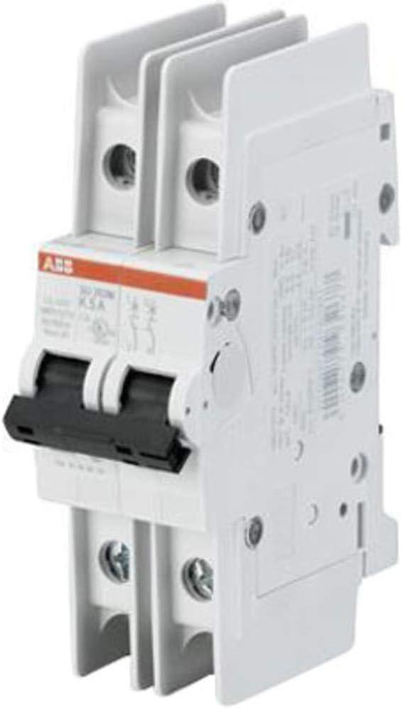 Miniature Circuit Breaker; Topics on TV Trip shipfree Curve C; 1 Pole; UL489 2 Amp;