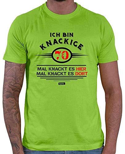 Hariz – Camiseta para hombre, diseño con texto en alemán