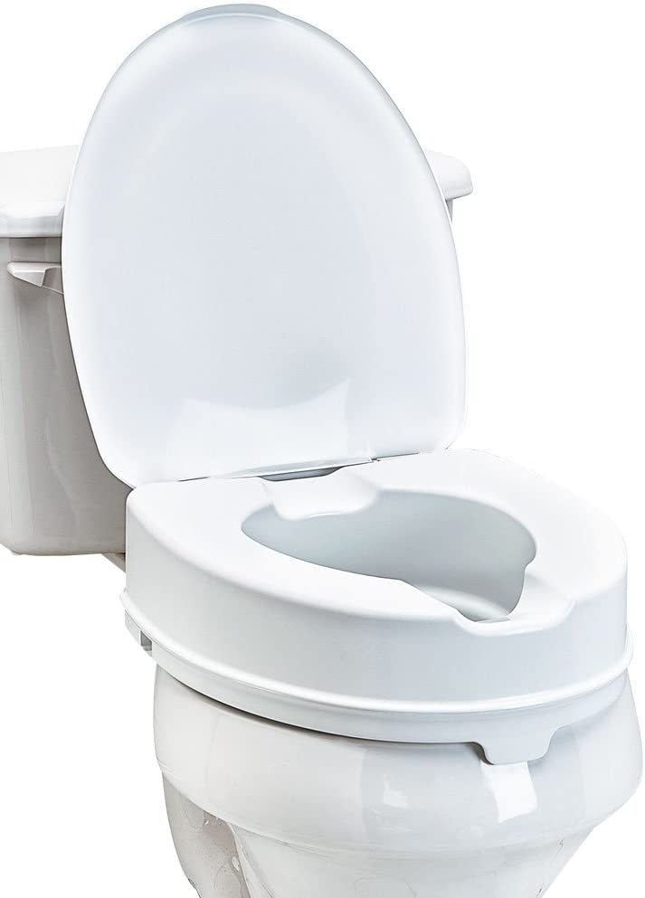 Cash special price Toilet Seat Riser with One Safety and trust Size Color Lid
