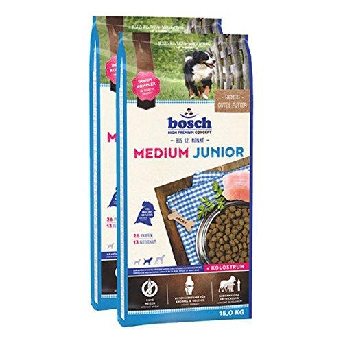 Nourriture pour chien Bosch Medium junior