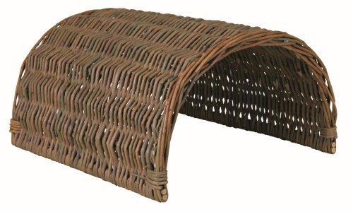 Holzlegenest für Wachteln