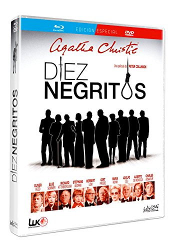 Diez negritos (Blu Ray + Dvd) Agatha Christie's Ten Little Indians