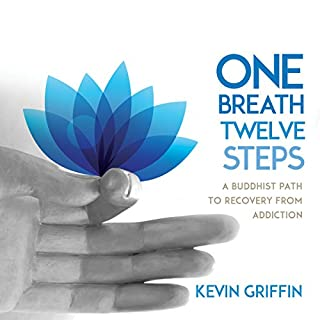 One Breath, Twelve Steps audiobook cover art