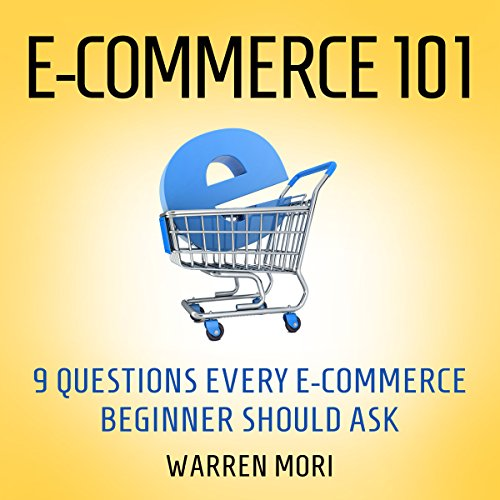 E-commerce 101 audiobook cover art