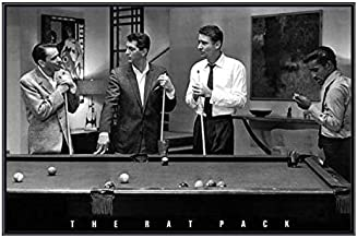 Best the rat pack framed poster Reviews