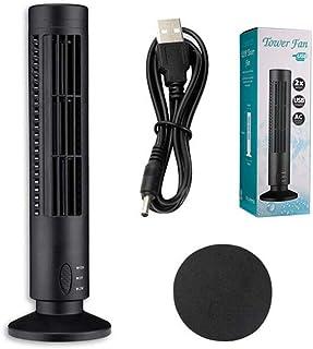 LCLLXB Humidificador, Ventilador de Escritorio, Aire Acondicionado Ventilador Ventilador Ventilador Personal USB Table Fan Pequeño Evaporativo Enfriador Humídrico de Aire