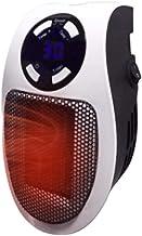 Foern Mini Calefactor Cerámico 500W Calentador de Espacio Eléctrico Portátil Personal Protección de Seguridad para Cuarto Baño Oficina