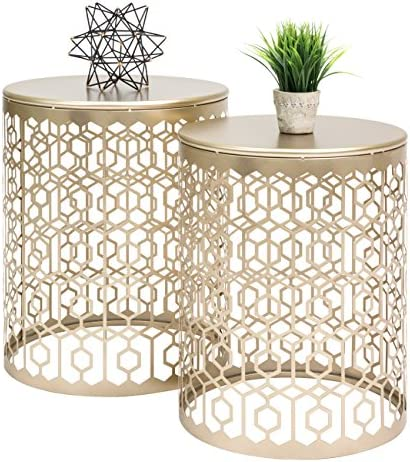 Top 10 Best Gold Color Nesting Tables of The Year 2020, Buyer Guide With Detailed Features