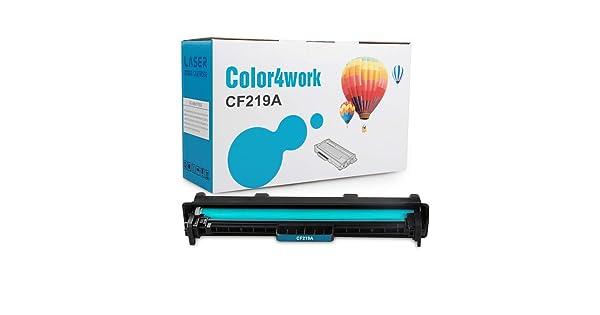 WSHZ Compatible with HP Printer Color Toner Cartridge M880zCF359ANFC Drum Rack Original Compatible chip,Blue Laser one Printer Multi-Color Toner Cartridge Set