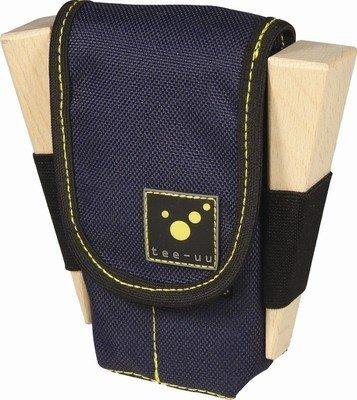 tee-uu EXTENSION Holster Kompakter Holster speziell für die Minimalausstattung im Atemschutzeinsatz. Die beiden Innenfächer eignen sich z.B. zur Aufnahme von großen Holzkeilen, kleinen Taschenlampen, Rettungsmesser, Kennzeichnungsstift, etc.