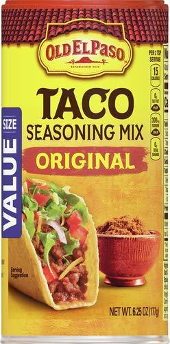 Old El Paso Taco Original Seasoning 6.25 oz