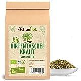 BIO Hirtentäschelkraut getrocknet geschnitten (250g) vom-Achterhof Hirtentäschel-Tee - Shepherds purse herb organic