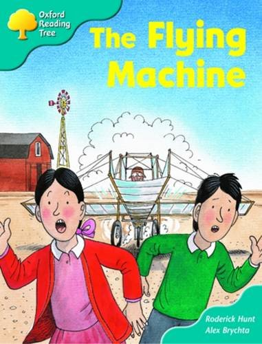 Oxford Reading Tree: Stage 9: More Storybooks a: the Flying Machineの詳細を見る