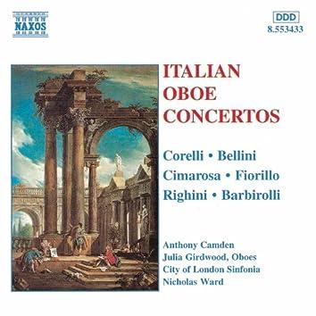 Italian Oboe Concertos, Vol. 1