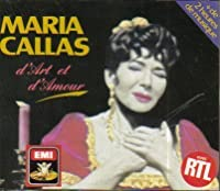 D'Art Et D'Amour / Arias & Scenes From Italian by Maria Callas