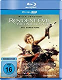 Resident Evil: The Final Chapter [Alemania] [Blu-ray]