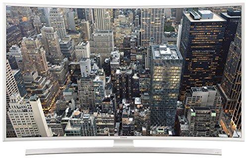 Samsung JU6580 121 cm (48 Zoll) Curved Fernseher (Ultra HD, Triple Tuner, Smart TV)
