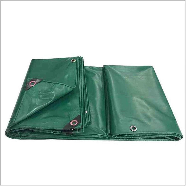 LQQGXL Tarpaulin Army Green, Waterproof Shed Cloth Truck, Sunshade, Dustproof, Windproof, Insulation, AntiAging Waterproof Tarpaulin
