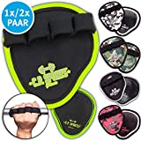 C.P. Sports Power Grips, Grip Pads, Griffpads, Griffpolster Ideal für Bodybuilding, Fitness &...