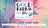 Good Karma Box - 50 cartes 100% pensée positive