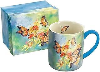 Lang Majestic Monarchs 14 oz. Mug by Susan Winget , Multicolored