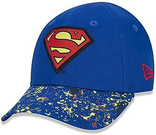 New Era - DC Comics Superman Kids 9Forty Snapback Cap - Blau Größe Toddler (18 Monate - 4 Jahre), Farbe Blau