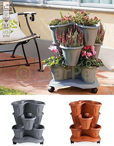 Bama Spa -   Säulentopf Set