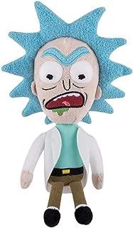 Funko Rick And Morty Galactic Plushies Rick Angry Plush Figure
