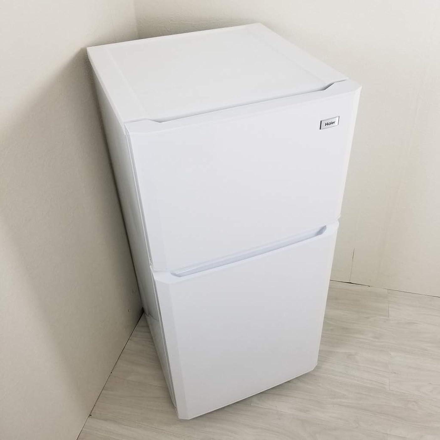 実施する制裁ブルーベルハイアール 106L 2ドア冷蔵庫(直冷式)ホワイトHaier JR-N106H(W)