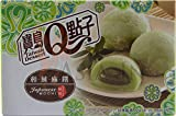 Pastel mochi sabor té