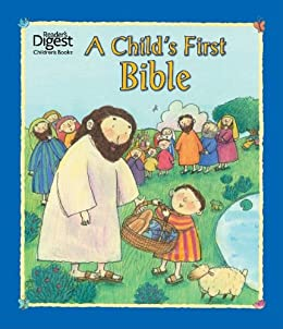 Child's First Bible by [Sally Lloyd Jones, G. Brian Karas]