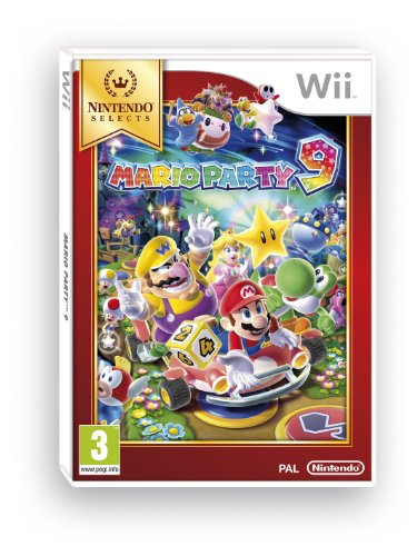 Mario Party 9 Select [Importación Inglesa]