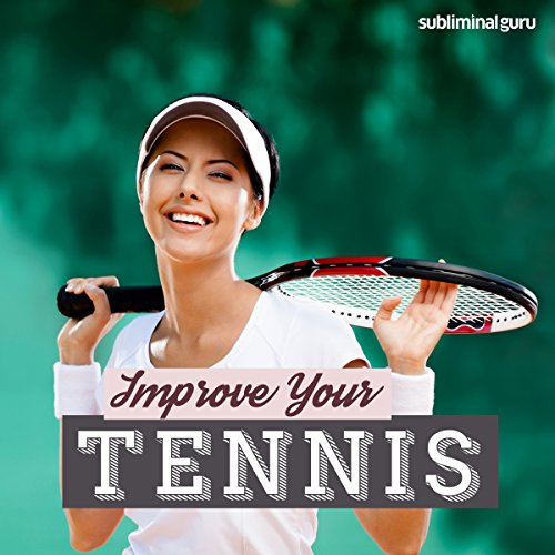 Improve Your Tennis audiobook cover art