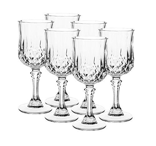 Cristal Copa de Vino