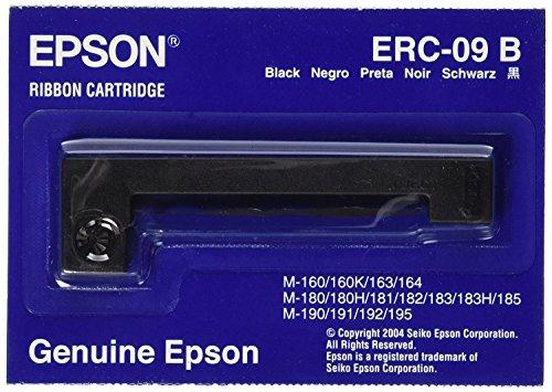 Epson OEM Ribbon ERC-09B (Black) (1 Ribbon) (ERC-09B) - -  AAC8001-90598