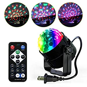 Disco Ball Strobe Lights-