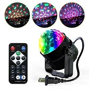 Disco Ball Strobe Lights-