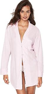 VICTORIA'S SECRET (ヴィクトリアシークレット) ニットスリープシャツ パジャマ The Sleepover Knit Sleepshirt [並行輸入品]