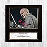 Engravia Digital Phil Collins (1) Genesis Reproduktion