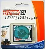 SD / SDHC / SDXC auf CF Type II Adapter