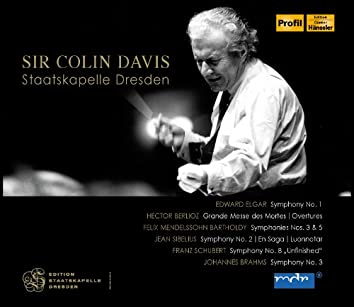 Sir Colin Davis – Staatskapelle Dresden